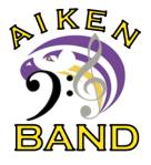 Aiken Band embroidery