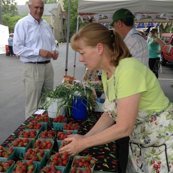 fair oaks strawberries